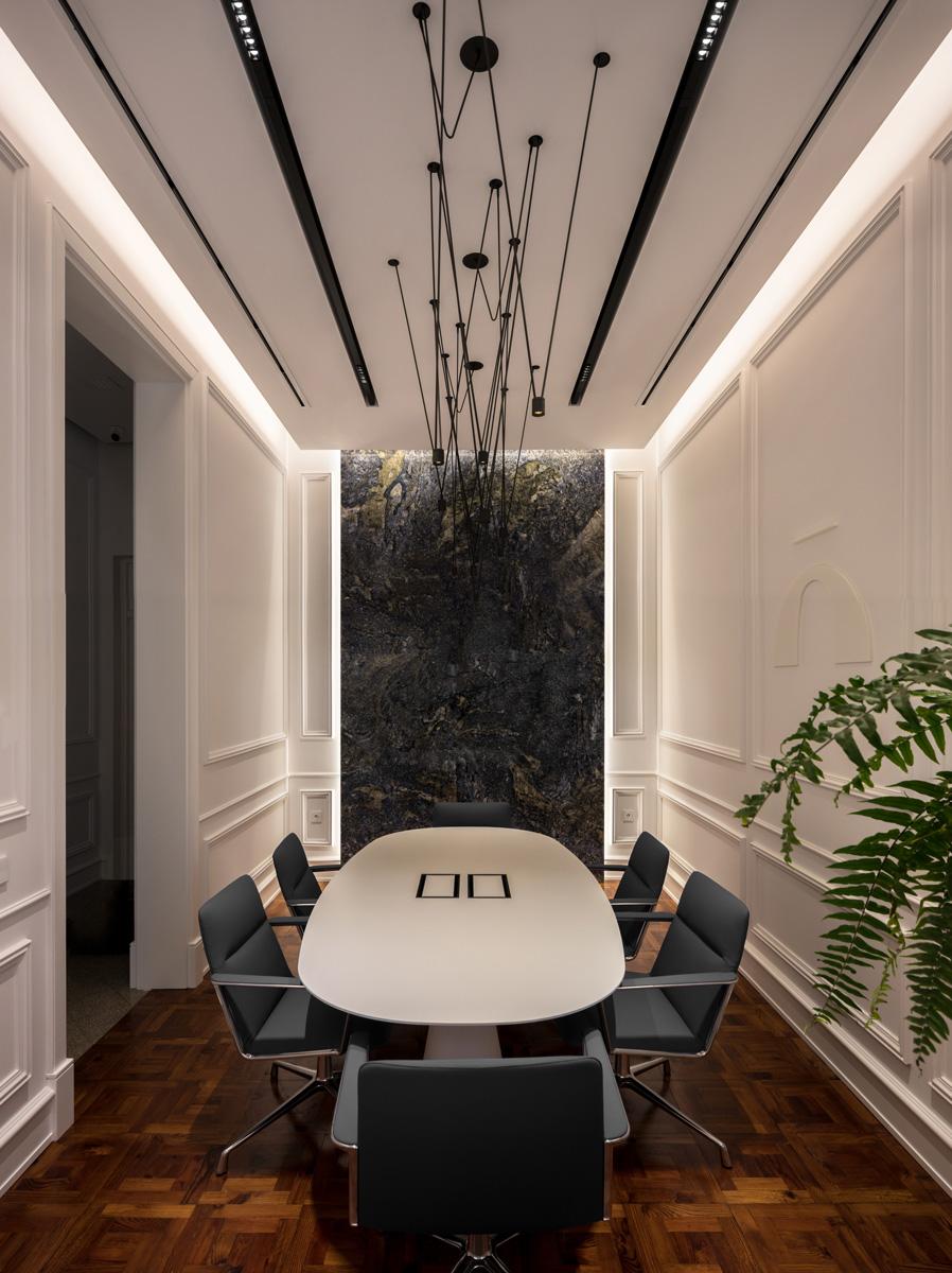 Interiorismo de oficinas La Orotava